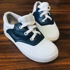 Keds Sneakers Blue and White. School Days